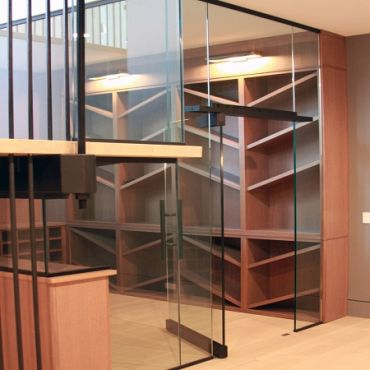 Evans Glass Residential Projects