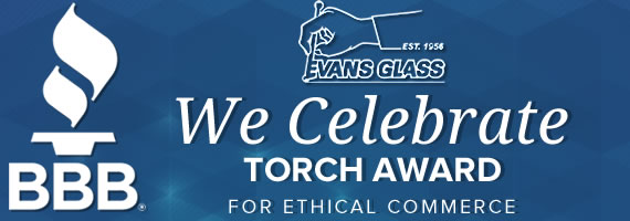 Evans Glass Torch Award