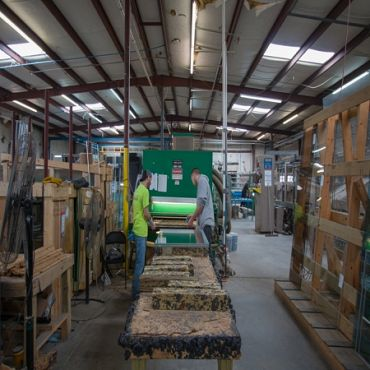 Evans Glass Fabrication Projects